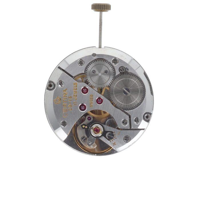 Certina vintage watch movement 28-16