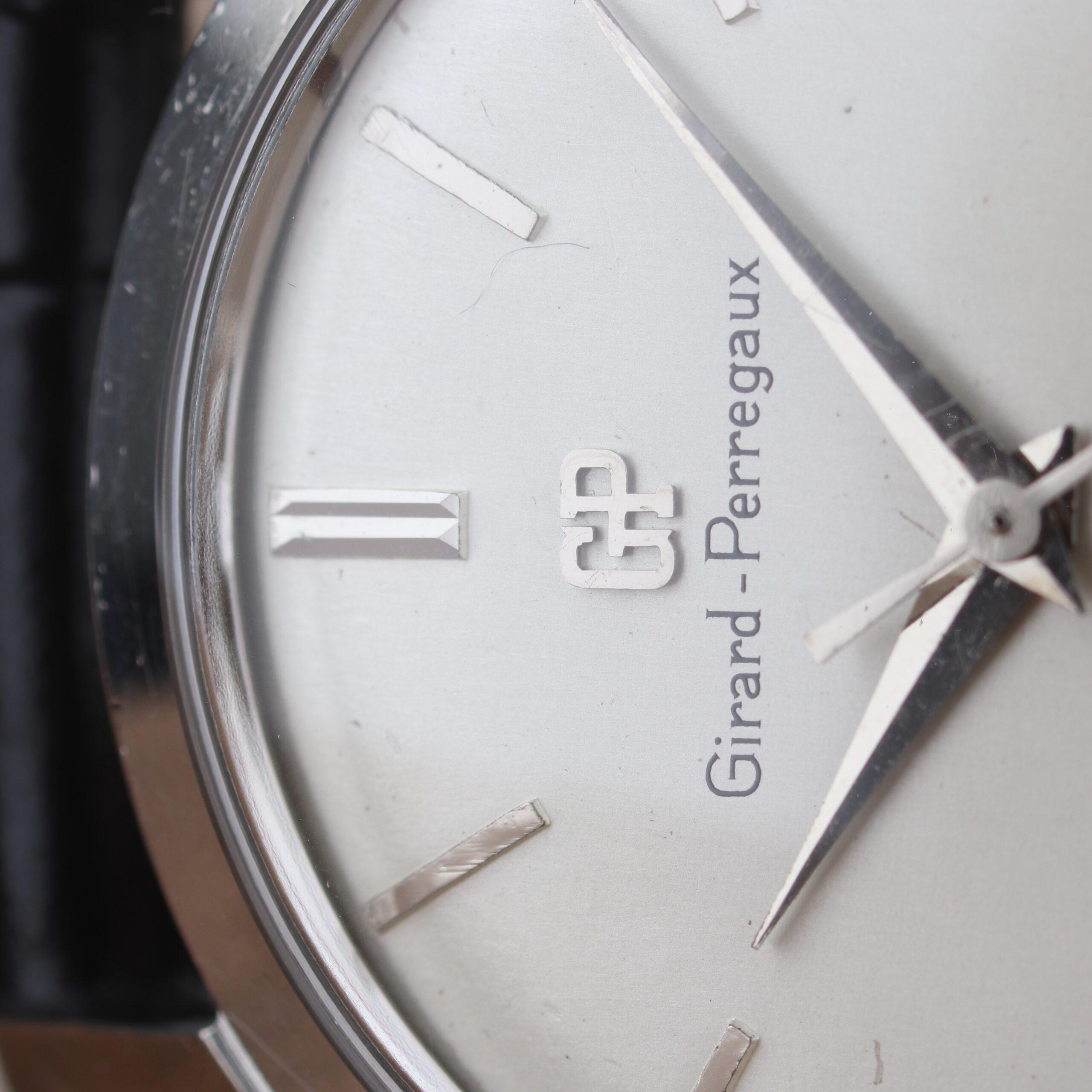 Girard-Perregaux Gyromatic